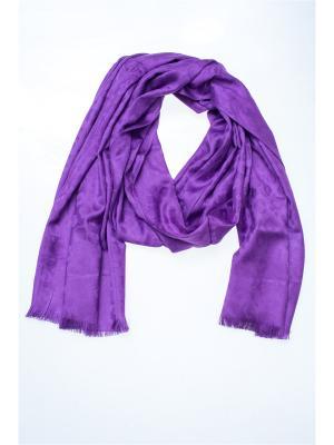 Палантин Krife. Цвет: фиолетовый