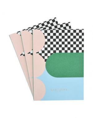 Записная книжка WRITE SKETCH &. Цвет: небесно-голубой