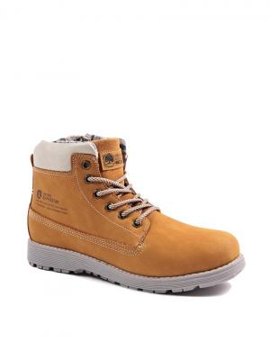 Ботинки Shuzzi. Цвет: рыжий