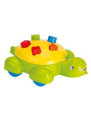 Сортер черепаха DOLU. Цвет: зеленый