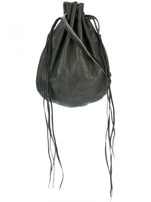 Сумка на плечо Bolin Caravana. Цвет: серый