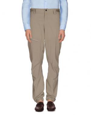 Повседневные брюки HAGLÖFS. Цвет: хаки