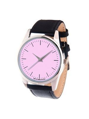 Часы Mitya Veselkov Классика в розовом Арт. MV-136. Цвет: розовый