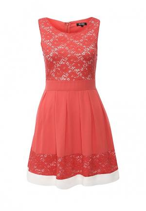 Платье Stella Morgan. Цвет: красный