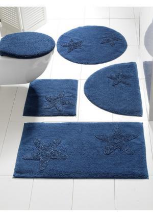 Коврики для ванной Heine Home. Цвет: серый