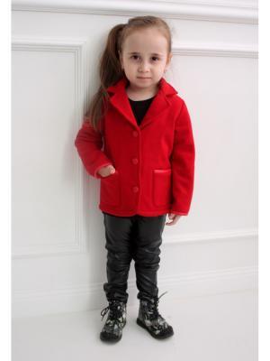 Пиджаки Me&Mummy. Цвет: красный
