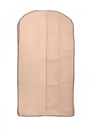 Чехол для одежды Homsu. Цвет: бежевый