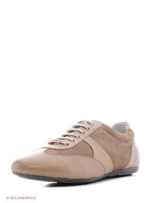 Туфли Franco Bellucci. Цвет: бежевый