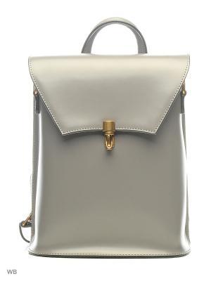 Рюкзак Marco Bonne`. Цвет: серый