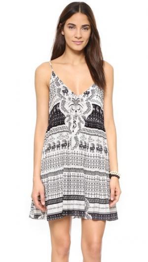 Платье Bocarra Rory Beca. Цвет: jemma