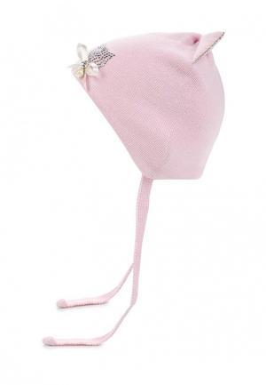 Шапка Mialt. Цвет: розовый