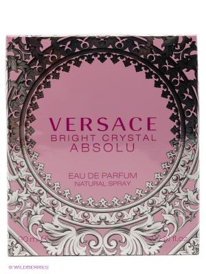 Versace Bright Crystal Absolu Ж Товар Парфюмированная вода 90 мл. Цвет: розовый