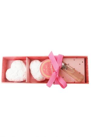 Аромо-набор Сладкая вишня MAGIC HOME. Цвет: белый, розовый