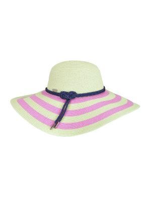 Шляпа Betmar. Цвет: бежевый
