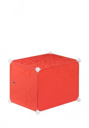 Система хранения El Casa. Цвет: оранжевый