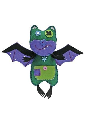Набор для создания очаровательной игрушки МОНСТР FOLIA. Цвет: синий