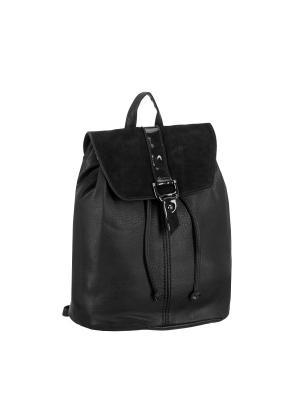 Рюкзак Sofiya. Цвет: черный