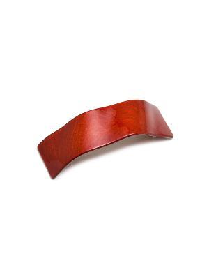 Заколка Kameo-bis. Цвет: коричневый
