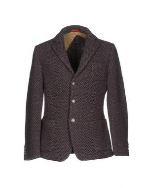 Пиджак Mc RITCHIE. Цвет: коричневый