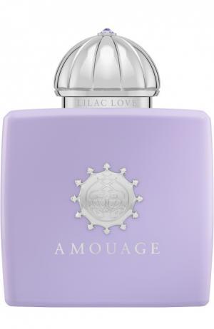 Парфюмерная вода Lilac Love Amouage. Цвет: бесцветный