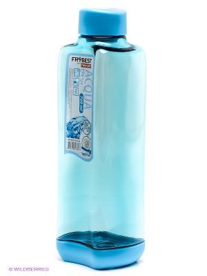 Бутылка Fresh 700 ml Frybest. Цвет: голубой