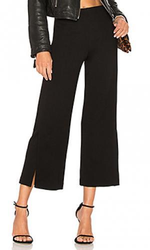 Широкие брюки sapporo Bailey 44. Цвет: черный