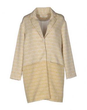 Куртка NICE THINGS by PALOMA S.. Цвет: охра