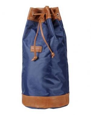 Рюкзаки и сумки на пояс SIMONA MARTINI. Цвет: синий