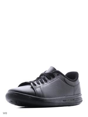 Кроссовки ШК обувь. Цвет: черный