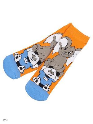 Носки детские Д 2046 Грация. Цвет: оранжевый