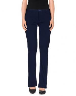 Повседневные брюки ..,MERCI. Цвет: синий