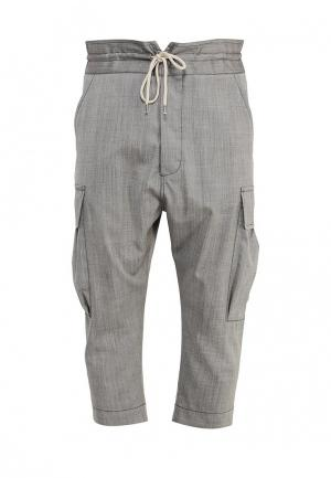 Брюки Vivienne Westwood Man. Цвет: серый