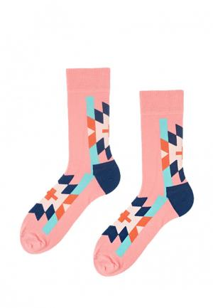 Носки Sammy Icon. Цвет: коралловый