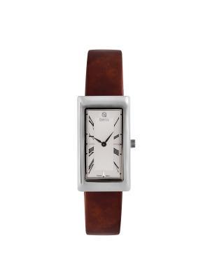 Часы ювелирные коллекция Q-City, QWILL, Часовой завод Ника QWILL. Цвет: белый