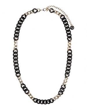 Ожерелье BETTY BLUE. Цвет: черный