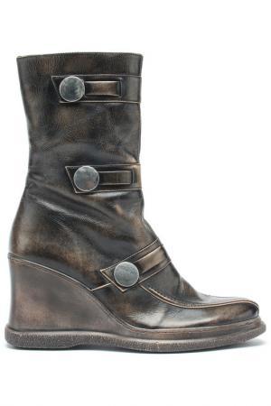 Ботинки Sattini. Цвет: коричневый