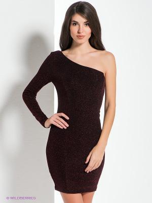 Платье NikiBiki. Цвет: черный, красный