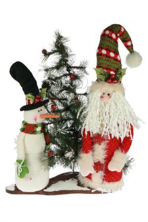 Композиция С Новым Годом Christmas. Цвет: мультицвет