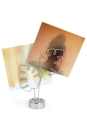 Держатель для фотографий UMBRA. Цвет: металлик