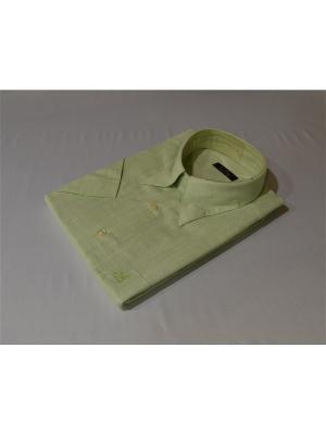 Сорочка Sergio Bellini. Цвет: светло-зеленый