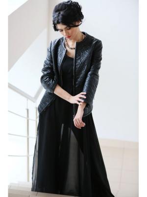 Куртка Lanicka. Цвет: черный