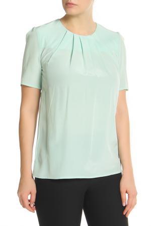 Блуза Marcobologna. Цвет: бирюзовый