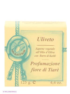Высококачественное натуральное растительное мыло Iteritalia. Цвет: желтый