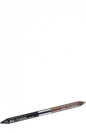 Двусторонний карандаш для глаз 24/7 Naked 2 Urban Decay. Цвет: бесцветный