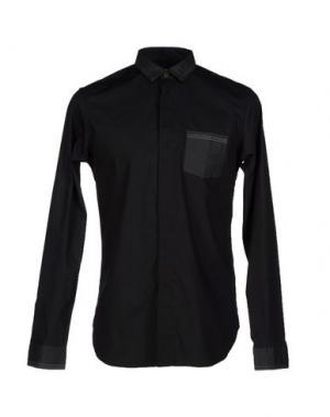 Pубашка CY CHOI. Цвет: черный