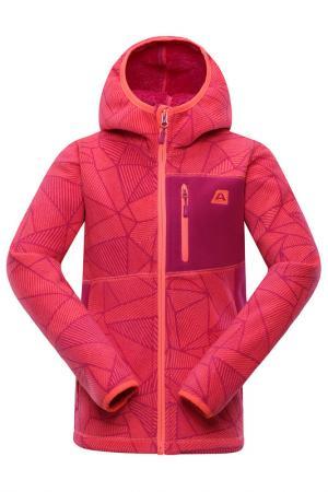 Толстовка Alpine Pro. Цвет: pink, orange