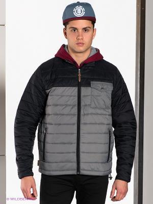 Куртка Element. Цвет: серый