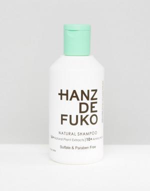 Hanz de Fuko Натуральный шампунь. Цвет: мульти
