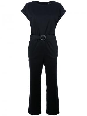 Waist-belt jumpsuit A.P.C.. Цвет: синий