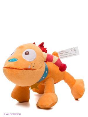 Мягкая игрушка Бекетт Disney. Цвет: оранжевый